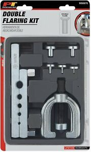 Performance Tool W80670 7 piece Double Flare Tool Set
