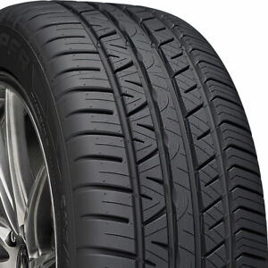 1 New 235 45 17 Cooper Zeon Rs3 G1 45r R17 Tire 31731