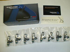 Id1300 1300 Fuel Injectors Charger Challenger Srt8 Hellcat 6 2 Supercharged E85