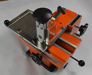 Semi automatic Plate Embossing Machine Metal Marking Machine Stamp Screen Print