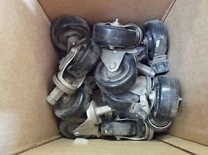 Casters 4 lot Of 20 Used