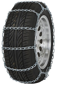 225 50 17 225 50r17 Tire Chains Pl Link Snow Traction Device Passenger Car