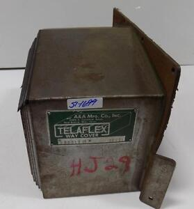 A a Mfg Co Telaflex Way Cover 2s0013 23