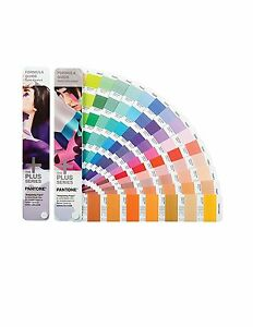 Pantone Formula Guide Set Solid Coated Solid Uncoated Gp1601n 1867 Colors