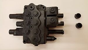 Thomas 85 Skid Steer 48817 Auxiliary Valve new Oem 048817sp Price Reduced