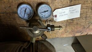 Victor Vtsg250b Inert Gas Regulator Flowmeter