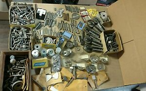 Huge Jig Grinder Carbide Borazon Pins Wheels Assortment Moore Elgin Groove Head