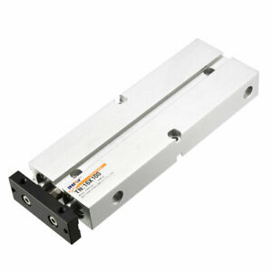 Tn16x100 Dual piston Rod Double Action Magnetic Pneumatic Air Pressure Cylinder
