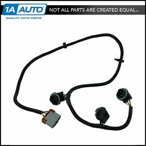 Dorman Tail Light Lamp Wiring Harness Lh For Chevy Silverado Pickup Truck New