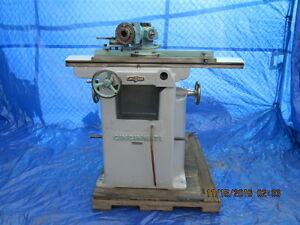 Cincinnati 2 Tool And Cutter Grinder