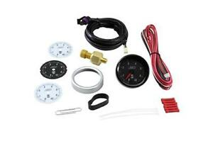 Aem Analog Oil fuel Metric Pressure Gauge 0 69bar
