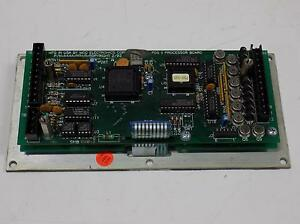 Mcc Pds Ii Processor Board 1144 Rev D
