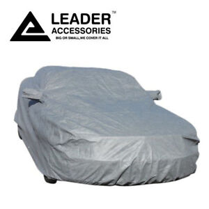 Ford Mustang Convertible Car Cover Fit 2006 Waterproof Outdoor Indoor Snow Rain