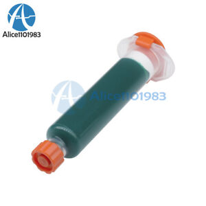 10ml Green Pcb Curable Solder Mask Repairing Paint New