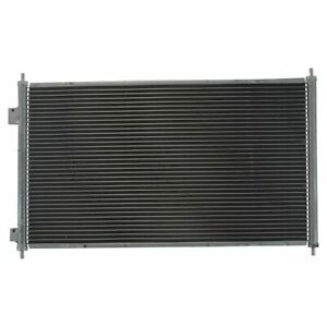 Ac Condenser A C Air Conditioning Direct Fit For 03 05 Honda Civic Hybrid New