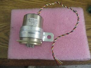 Dow key Microwamve Model 541y 4211 Coxial Switch