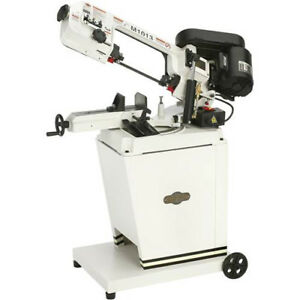 Shop Fox M1013 5x6 Metal Cutting Bandsaw W 0 5 Hp Single Phase 1720 Rpm Motor