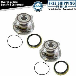 Front Wheel Bearing Hub Assembly Pair For Toyota Pickup Truck Suv