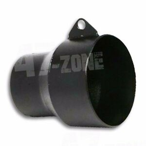 Rbp Performance Exhaust Tip Adapter For Truck 3 Inlet To 4 Exhaust Outlet