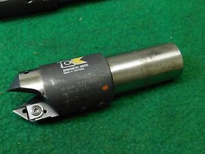Kennametal 12 14mm Combination Drill Chamfer Tool Sef 120140rss125m