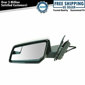 Side View Mirror Heated Signal Blind Spot Driver Lh For Traverse Acadia Outlook