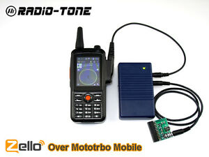 Radio Over Zello Controller Rt3 Android Smart Phone For Mototrbo As Rt roip2