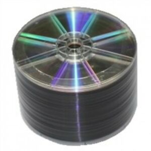 200 Grade A 16x Dvd r 4 7gb Shiny Silver shrink Wrap