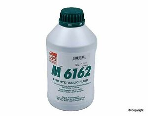 4 Liter Febi Mineral Oil For Power Steering Hydraulic System Fluid For Bmw Volvo