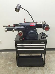 Very Nice Used Ammco 4000 Disc Drum Brake Lathe Loaded W Tooling 7