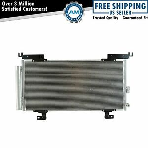 Ac Condenser A C Air Conditioning With Receiver Dryer For Subaru Outback Legacy