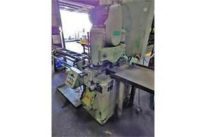 Ohler Ka400 Cold Saw 12 cuts 3 5 Round Stock With Bar Feeder