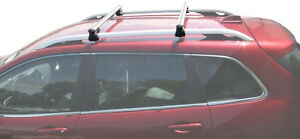 Brightlines Cross Bars Crossbars Roof Racks 2013 2021 Subaru Crosstrek Impreza