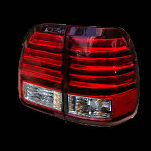 Led Back Lamps For Lexus Lx470 2003 2007 Led Taillights Red White G