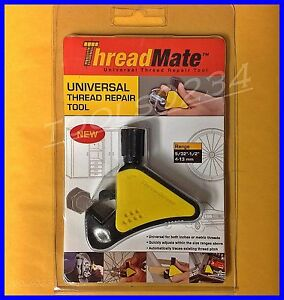 5 32 1 2 Threadmate External Thread Repair Tool Universal Sae Metric Nes 06040