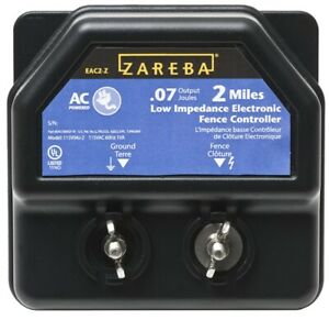 New Red Snap r Ea2m z 110 Volt Ac Power Electric Fencer Charger Sale 6204655