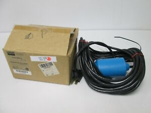 New Dayton 3by83 Float Switch Power 115v 13a Cord Length 30 Feet