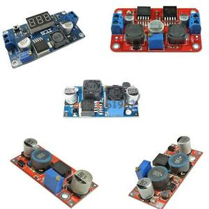 Xl6009 Dc Adjustable Step Up Down Boost Power Converter Module Replace Lm2596 Us