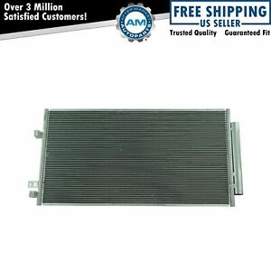 Ac Condenser A C Air Conditioning With Receiver Dryer For Promaster Renegade New
