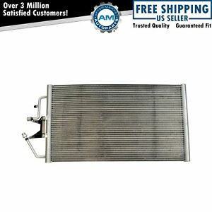 Ac Condenser A C Air Conditioning For Chevrolet Gmc Truck Suv Pickup New