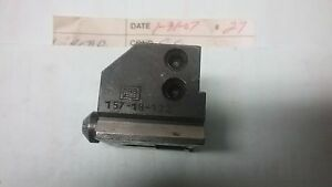 Brown And Sharpe Axial Tool Head 157 18 122