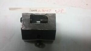 Brown And Sharpe Axial Tool Head