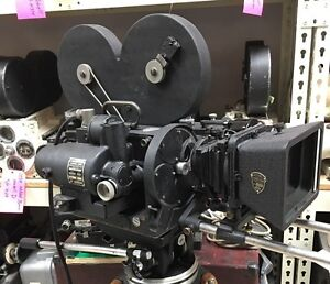 mitchell professional 16mm motion picture