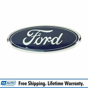 Ford Oval Emblem Grille Tailgate For Expedition F150 Ranger Sport Trac New