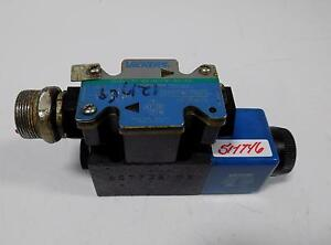 Vickers Proportional Valve Dg4v 3s 6a m fw b5 60