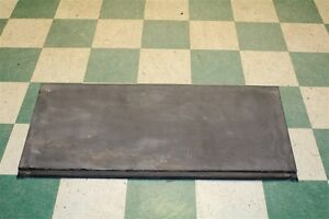 03 06 Avalanche Oem 2 Second Middle Center Tonneau Bed Cover Shell Camper Panel
