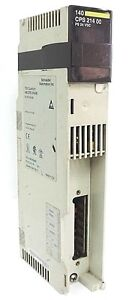 Schneider Automation 140cps21400 Dc Power Supply 24v 8a 140 cps 214 00