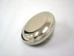 1951 1970 Ford Pickup Truck Polished Stainless Steel Vented Gas Cap W Gasket