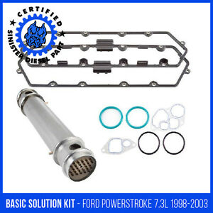 Sinister Diesel Basic Solution Kit For Ford Powerstroke 1998 2003 7 3l