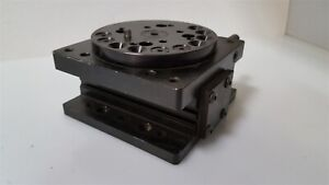 Destaco Drf 106m 90 Rotary Actuator Pneumatic 90 degree Flanged 4 Black