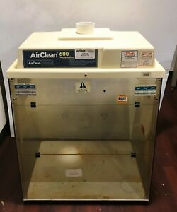 Airclean Systems 600 Workstation Fume Hood Model Ac632tte